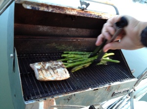 Dinner on the Grill - but where did the fish come from?