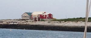 Sites around the picturesque island