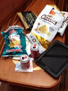 More snacks . . .