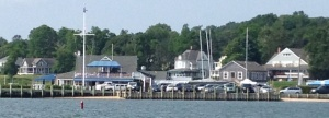 We very much enjoyed the hospitality of the yacht club and appreciated being able to use the facility.