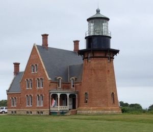 There's something about a lighthouse . . .