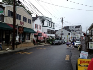 Downtown Boothbay