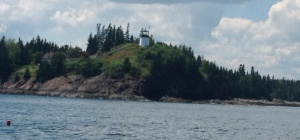 Owl's Head Light near Rockland