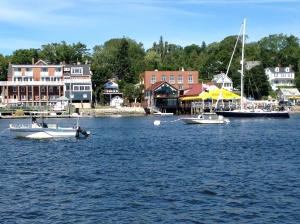 Castine - A great harbor.