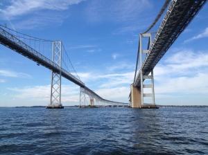 We love this view of the bridge!