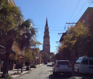 "I never knew Charleston was referred to as ""The Holy City"" because of the vast number of churches and church steeples throughout."