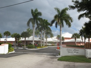 Coral Ridge Yacht Club - a very hospitable place!