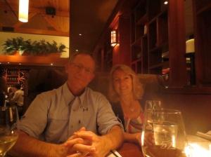 We enjoyed dinner at the Seasons 52.