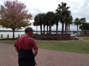 Beaufort's waterfront