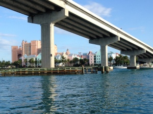 Bridge to Paradise Island