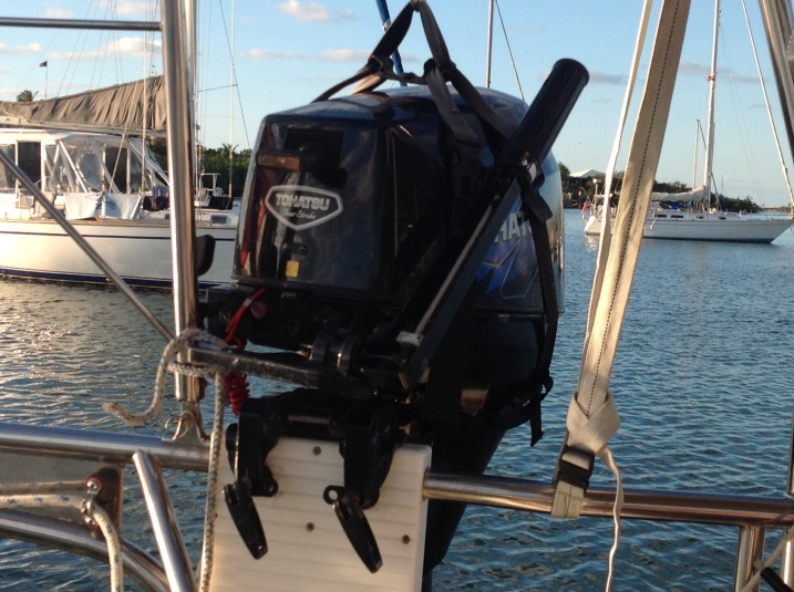 This outboard is dead to us!