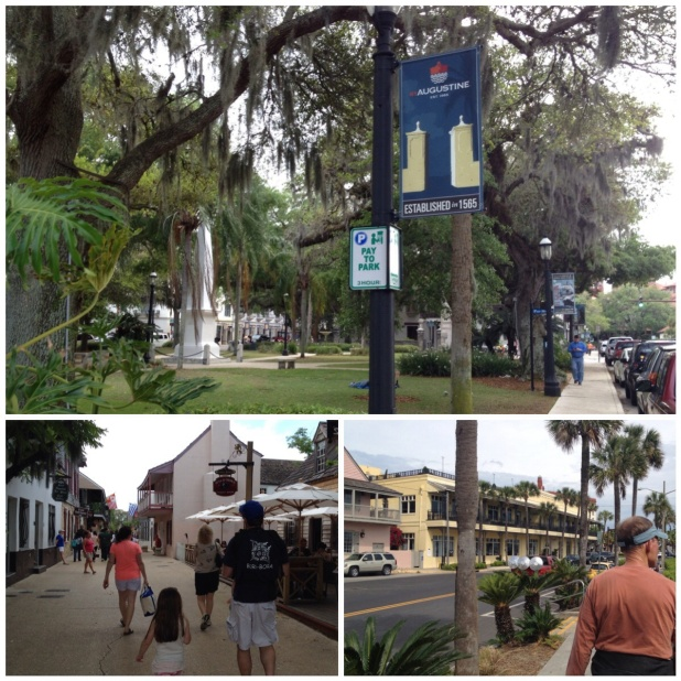 Sites and scenes in St. Augustine