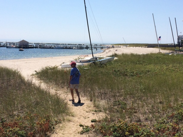 In search of the Kennedy Compound . . .