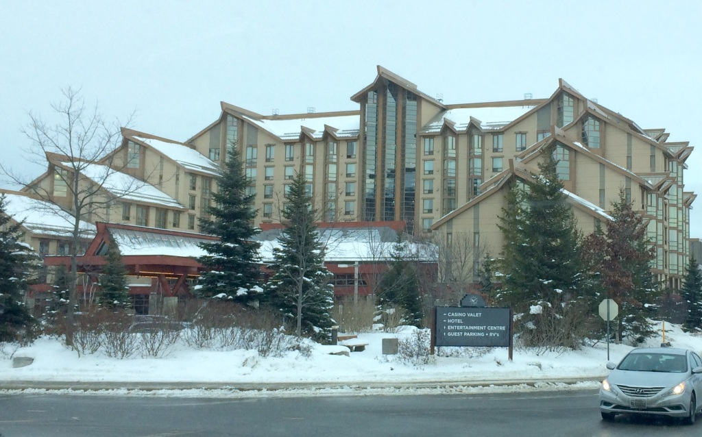 "Welcome to Casino Rama - our home away from home. ""Rama"" is pronounced the animal - ram. It is in Rama, Ontario."